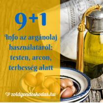 9+1 tipp az argán olaj használatához akár mindennap