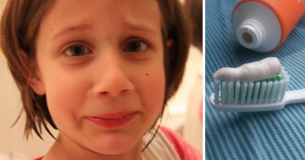 Fluormentes Urtekram bio fogkrém édeskömény gyerekekeknek íz teszt