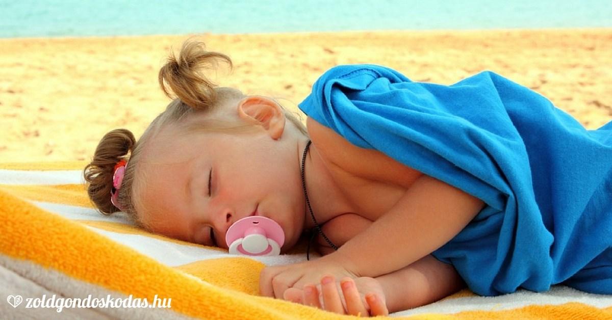 Baba és gyerek naptej teszt: a legjobb természetes, bio naptejek gyerekeknek
