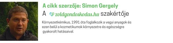 Simon Gergely környezetkémikus