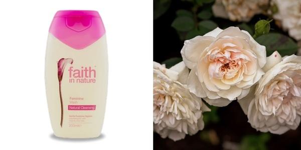 SLS mentes rózsás intim mosakodó natrúr