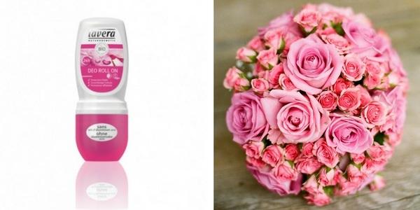 Aluminium mentes rózsás natúr dezodor