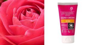 Rózsás natúr, bio kézkrém