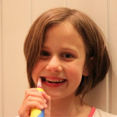 Fluoridmentes és sls mentes gyerek fogkrém íz teszt