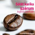 DIY házi kozmetikum: szérum sötét karikára avokádó olajjal és koffeinnel