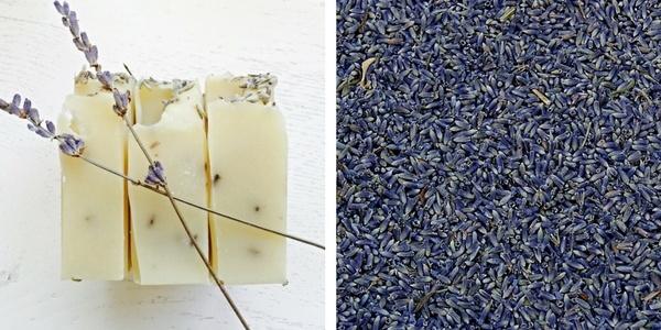 Levendulás natúr szappan házilag, recepttel