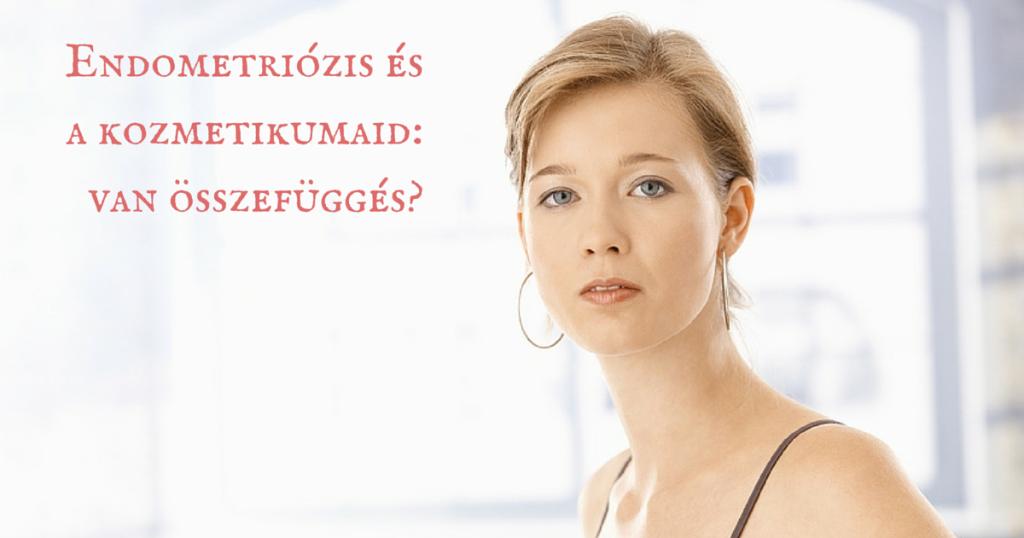 Endometriózis és a kozmetikumaid: lehet összefüggés?