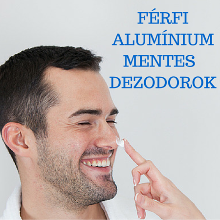 Legjobb férfi alumínium mentes dezodorok