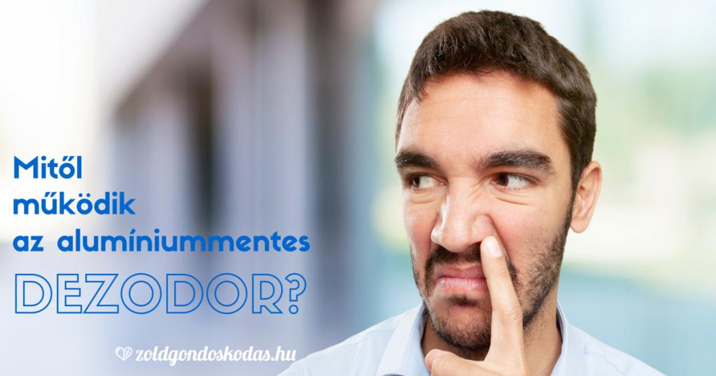 Mitől működik az alumínium mentes dezodor? Szódabikarbóna, timsó és társai