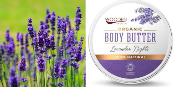 Wooden Spoon Levendula bio testvaj