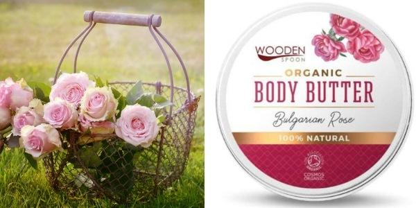 Wooden Spoon bio rózsa testvaj