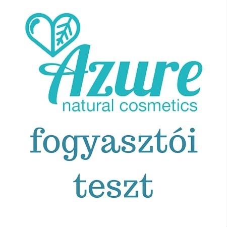 Azure tusfürdő fogyasztói teszt