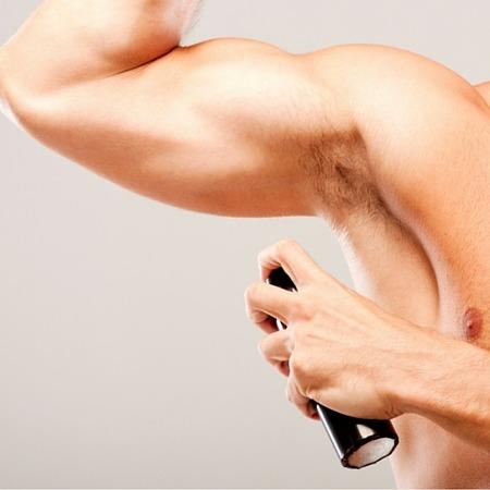 Aluminium-mentes dezodor teszt férfiaknak