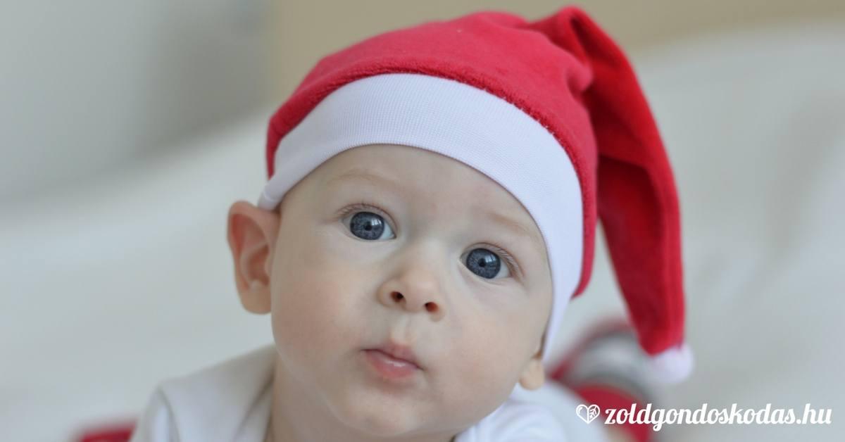 Karácsonyi ajándékötletek babáknak, gyerekeknek - natúr, bio. kézműves termékek