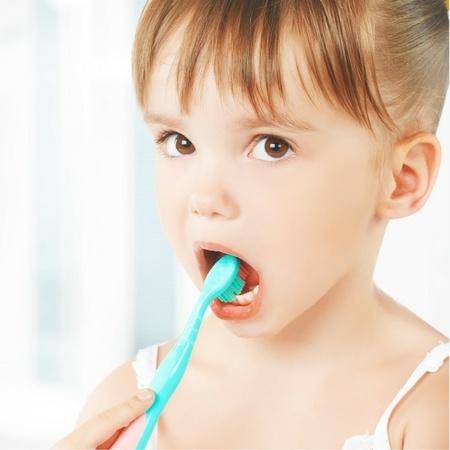 Fluoridmentes első baba és gyerek fogkrém