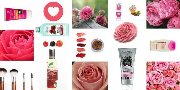 Rózsavizes, rózsás natúr termékek nesszeszer