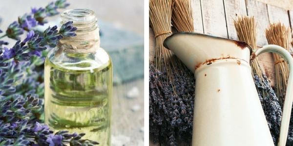 Levendula dezodor szódabikarbónával házilag-recept