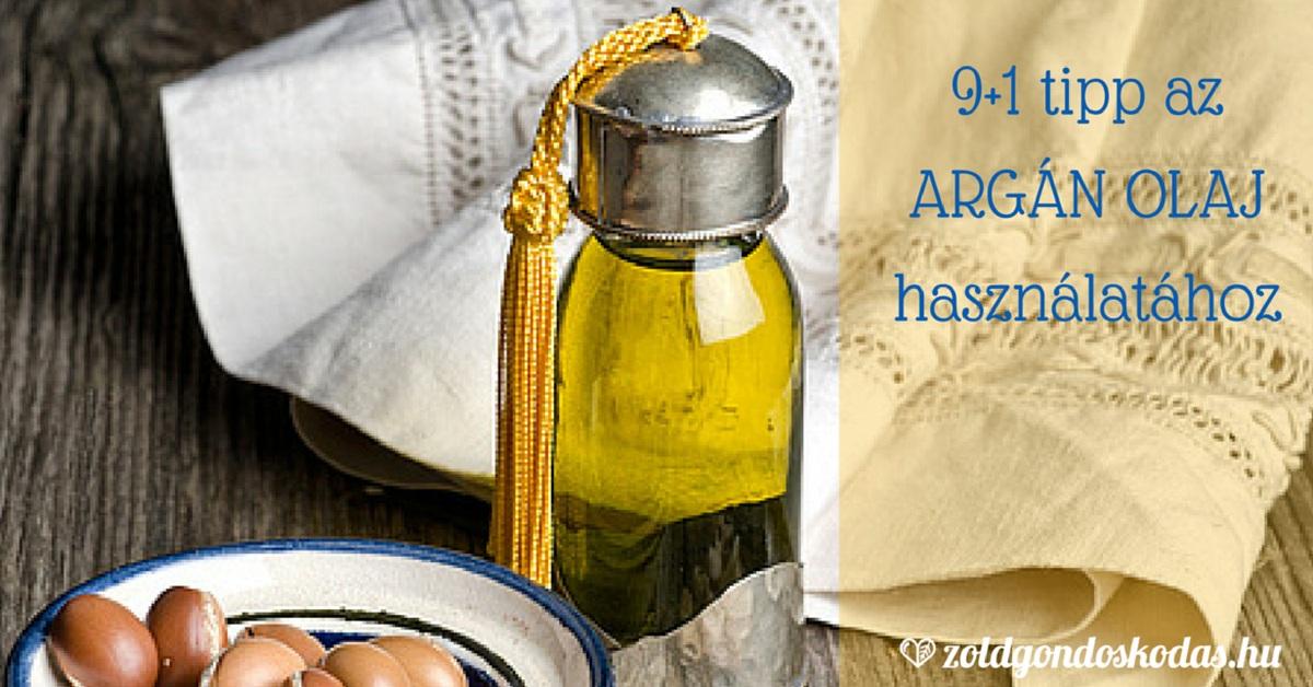 9+1 tipp az argán olaj használatára: arcra, feszesítésre, striákra