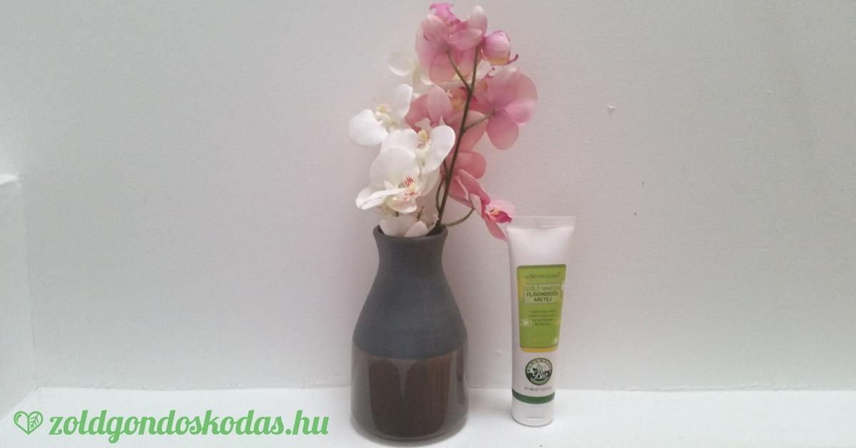 Naturissimo flavonidos bio arclemosó tej vízhiányos és tág pórusú bőrre