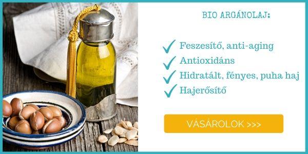 Bio argán olaj arcra és hajra