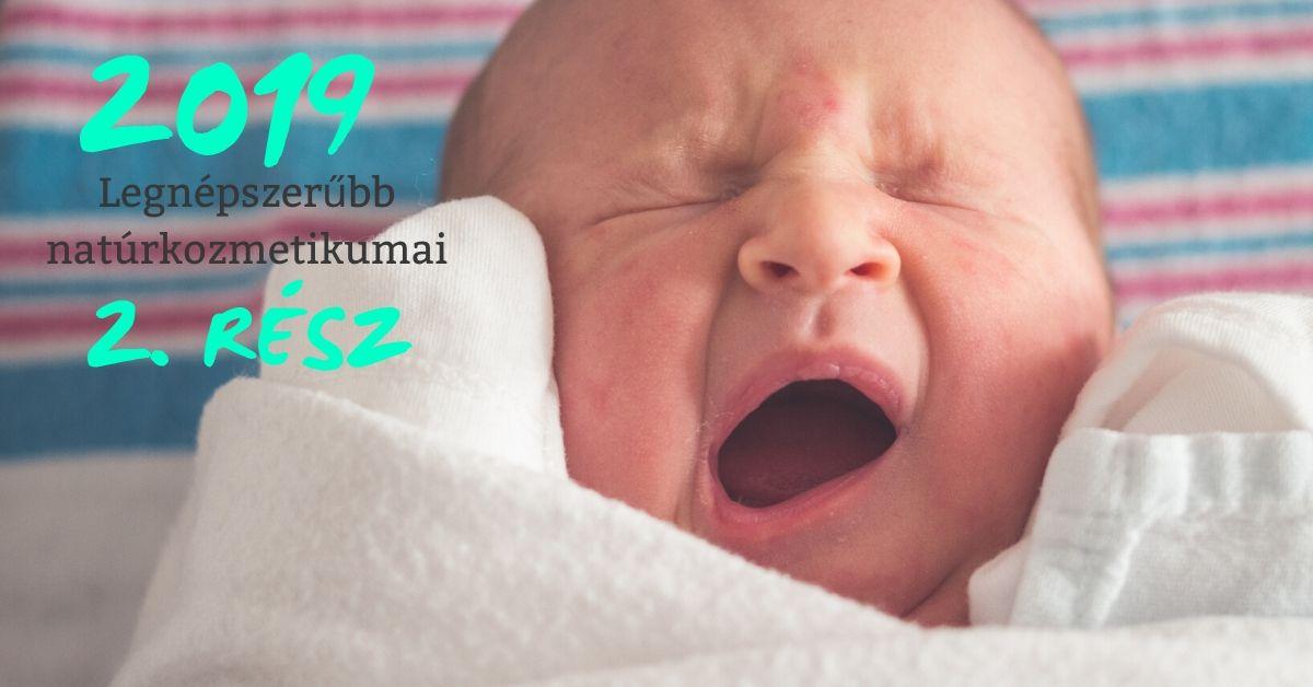 2019 legjobb baba kozmetikumai: fürdető, testápoló, fogkrém, naptej, sampon