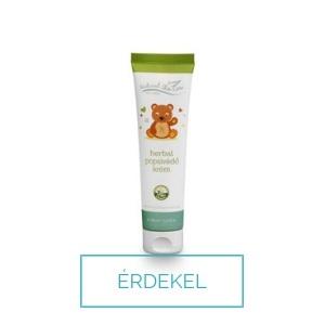 Natural Skin Care vegyszermentes popsikrém babáknak