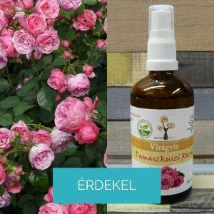 Naturpolc bio rózsavíz spray arcpermet vásárlás